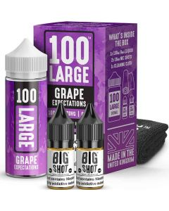 100 Large grape expectations e-liquid 100ml