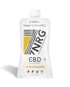 Hello CBD 15mg infused soft drink tropical 330ml