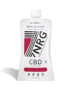 Hello CBD 15mg infused soft drink tropical 330ml