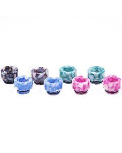 810 resin drip tip flake effect