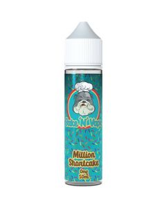 Bake 'N' Vape million shortcake 50ml