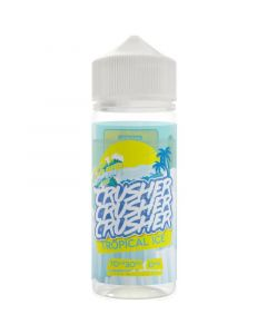 Crusher tropical ice e-liquid 100ml