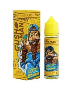Cush Man Series mango banana e liquid 50ml