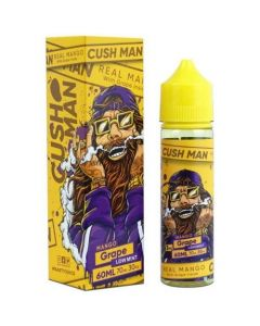 Cush Man Series mango grape e liquid 50ml