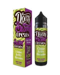 Doozy Vape Co Sweet Treats lime jelly beans e-liquid 50ml