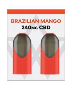 Dr Watson CBD Brazilian mango pods 2 pack