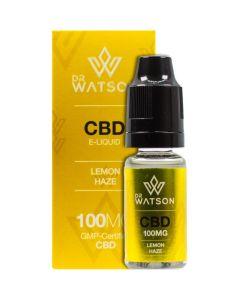 Dr Watson CBD lemon haze CBD e-liquid 10ml