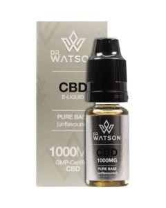 Dr Watson CBD 1000mg pure base 10ml