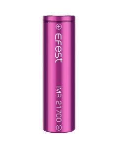 Efest IMR 21700 4000 mAh flat top battery
