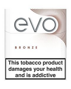 EVO Bronze tobacco sticks (20 pack)