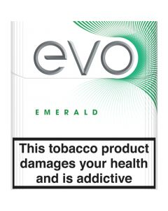 EVO emerald sticks (20 pack)