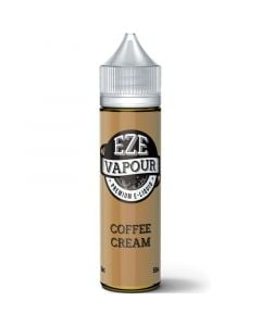 EZE Vapour coffee cream e liquid 50ml