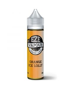 EZE Vapour orange ice lolly e liquid 50ml