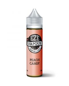 EZE Vapour peach candy e liquid 50ml