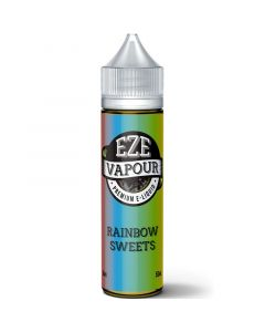 EZE Vapour rainbow sweets e liquid 50ml