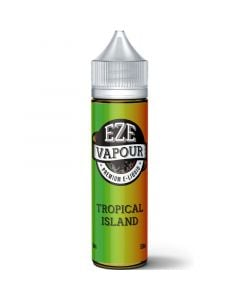 EZE Vapour tropical island e liquid 50ml