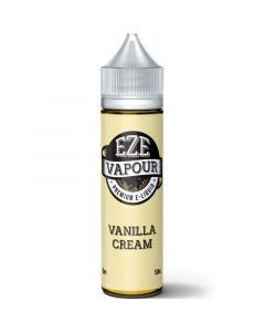 EZE Vapour vanilla cream e liquid 50ml