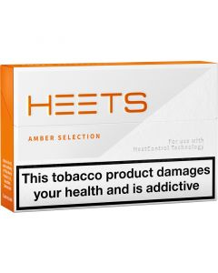 IQOS HEETS amber selection (20 pack)
