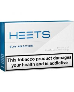 IQOS HEETS blue selection (20 pack)