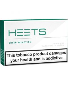 IQOS HEETS green selection (20 pack)