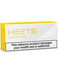 IQOS HEETS yellow selection (10 pack)