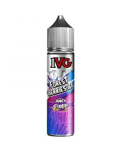 IVG JUICY forest berries ice e-liquid 50ml