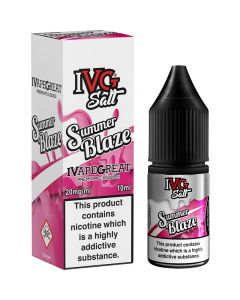 IVG Salt summer blaze e-liquid 10ml