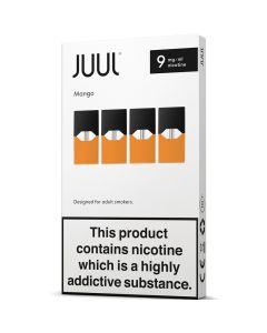 JUULpods mango nectar pods 4 pack