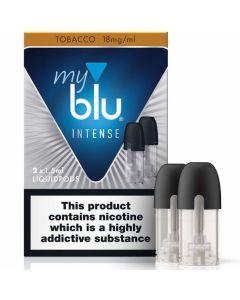 myblu Intense tobacco liquidpods 2 pack