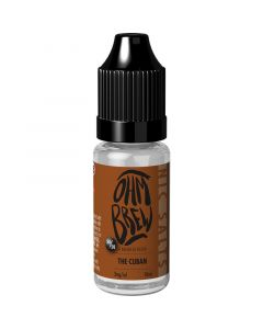 Ohm Brew 50/50 the Cuban e liquid