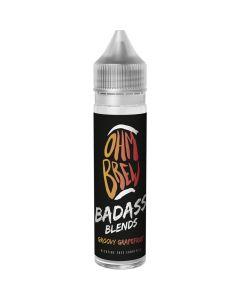 Ohm Brew Badass Blends groovy grapefruit 50ml