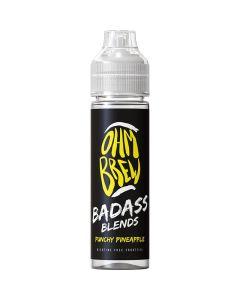 Ohm Brew Badass Blends punchy pineapple 50ml