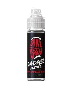 Ohm Brew Badass Blends rockin' raspberry sorbet 50ml