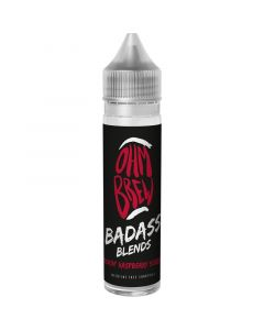 Ohm Brew Badass Blends rockin' raspberry sorbet 50ml