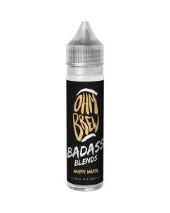 Ohm Brew Badass Blends whippy wafer 50ml