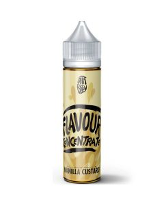 Ohm Brew vanilla custard flavour concentrate 12ml