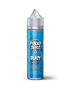 Pukka Juice blaze no ice e-liquid 50ml