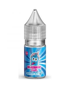 Slushie Salts blueberry slush e-liquid 10ml
