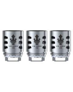 SMOK TFV12 V12 Prince-X6 coils 3 pack