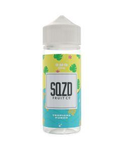 SQZD FRUIT CO tropical punch e-liquid 100ml