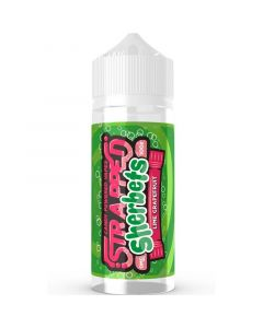 Strapped bubblegum drumstick e-liquid 100ml