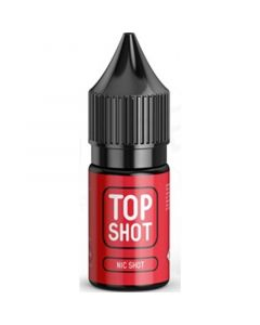 Top Shot high VG nicotine shot 18MG/ML