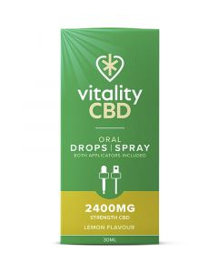 Vitality CBD berry full spectrum e-liquid 30ml