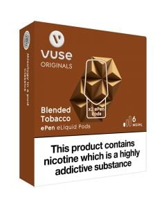 Vype ePen 3 blended tobacco pods 2 pack