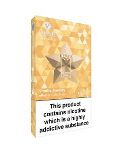 Vype ePod vanilla medley pods 2 pack