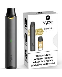 Vype ePod starter kit with pod