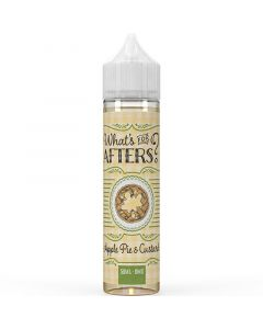 What's For Afters? apple pie & custard e-liquid 50ml
