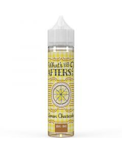 What's For Afters? lemon cheesecake e-liquid 50ml