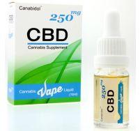 Canabidol 250mg CBD vape liquid 10ml