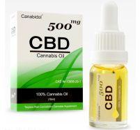 Canabidol 500mg CBD oil drops